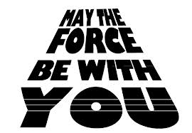 May the Sales Force be with you